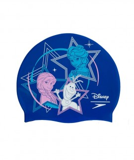 08386-C708J SPEEDO DISNEY FROZEN JUNIOR SLOGAN CAP