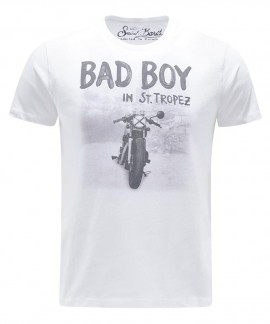S19TSHIRT MC2 SAINT BARTH BAD BOY T-SHIRT