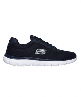 999889-NVY SKECHERS SUMMOTS - FIELD DAY