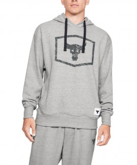 1346067-011 UNDER ARMOUR PROJECT ROCK WARM-UP HOODIE