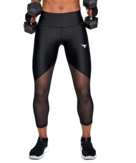 1351101-001 UNDER ARMOUR PROJECT ROCK HG ARMOUR MESH ANKLE CROP