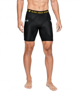 1348531-001 UNDER ARMOUR PROJECT ROCK COMPRESSION SHORTS