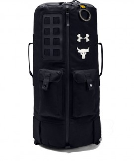 1347221-001 UNDER ARMOUR PROJECT ROCK 90 DUFFEL BAG