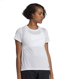 890353-100 NIKE SHORT-SLEEVE RUNNING TOP