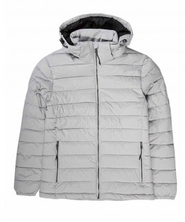 192.EM10.131-004 EMERSON MEN'S P.P.DOWN JACKET WITH HOOD (RPS ICE)