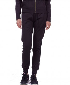 021950-BLACK BODY ACTION RELAXED JOGGERS
