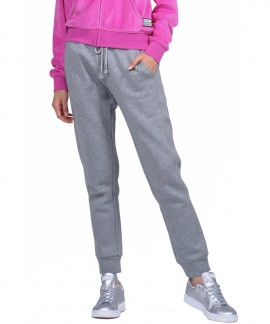 021956-L.MEL.GREY BODY ACTION WOMEN RELAXED JOGGERS