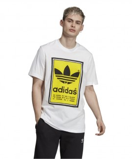ED6937 ADIDAS FILLED LABEL TEE