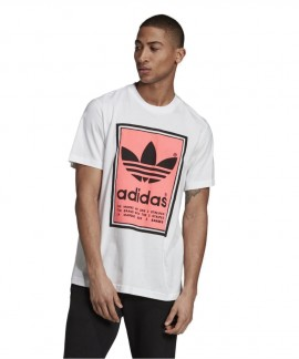 ED6938 ADIDAS FILLED LABEL TEE