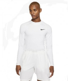 BV5592-100 NIKE TOP TIGHT MOCK