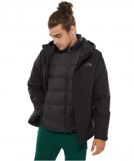NF0A3SS3JK3 THE NORTH FACE MOUNTAIN LIGHT GORE-TEX TRICLIMATE JACKET
