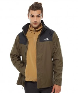 NF00CG55EU0 THE NORTH FACE EVOLVE IITRICLIMATE JACKET