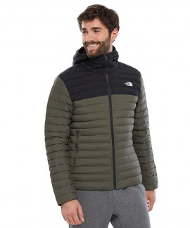 NF0A3Y55BQW THE NORTH FACE STRETCH PACKABLE DOWN JACKET