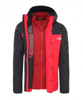 NF0A3YFHKZ3 THE NORTH FACE QUEST ZIP-IN TRICLIMATE JACKET
