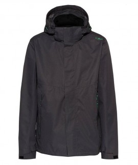 39Z0407D-Y423 CMP 3 IN 1 JACKET WITH REMOVABLE FLEECE LINER