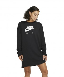 BV5134-010 NIKE AIR DRESS (BLACK)