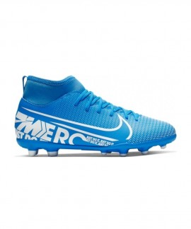 AT8150-414 NIKE JR MERCURIAL SUPERFLY 7 CLUB FG/MG