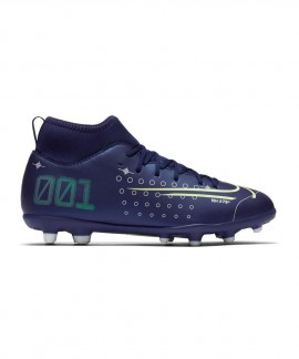 BQ5418-401 NIKE JR MERCURIAL SUPERFLY 7 CLUB MDS MG