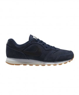 AQ9211-401 NIKE MD RUNNER 2 SUEDE