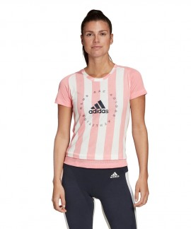 FI6746 ADIDAS SLIM GRAPHIC TEE
