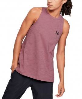 1351748-662 UNDER ARMOUR CHARGED COTTON TANK