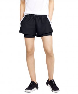 1351981-001 UNDER ARMOUR PLAY UP 2-IN-1 SHORTS