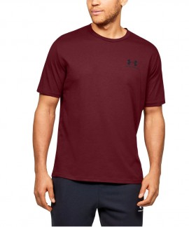 1326799-615 UNDER ARMOUR SPORTSTYLE LEFT CHEST SS