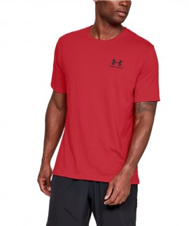 1326799-600 UNDER ARMOUR SPORTSTYLE LEFT CHEST SS