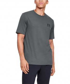 1326799-012 UNDER ARMOUR SPORTSTYLE LEFT CHEST SS