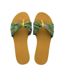 4140714-7609 HAVAIANAS YOU SAINT TROPEZ (BURNED YELLOW)