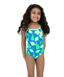 11446-D250B SPEEDO BOW SWIMSUIT