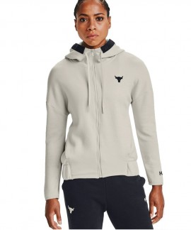 1356958-110 UNDER ARMOUR PROJECT ROCK CHARGED FLEECE