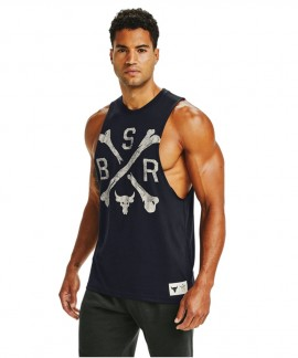 1360741-001 UNDER ARMOUR PROJECT ROCK BSR TANK