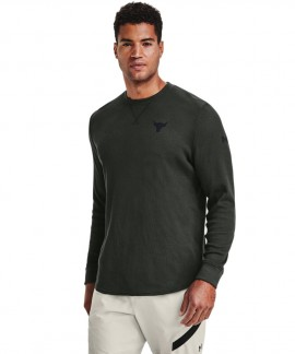 1358757-035 UNDER ARMOUR PROJECT ROCK WAFFLE CREW