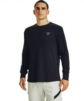 1358757-001 UNDER ARMOUR PROJECT ROCK WAFFLE CREW