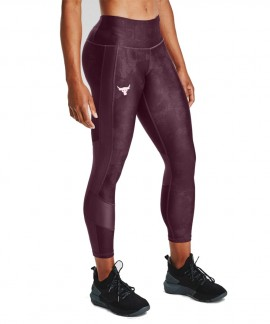1356962-569 UNDER ARMOUR PROJECT ROCK 7/8 LEGGINGS