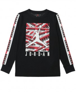 95A074-023 JORDAN TAPED UP T-SHIRT