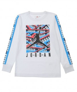 95A074-001 JORDAN TAPED UP T-SHIRT