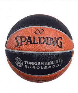 74-538Z1 SPALDING TF-1000 EUROLEAGUE OFFICIAL BALL