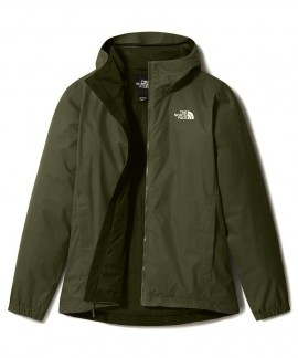 NF00C302JNS1 THE NORTH FACE QUEST INSULATED JACKET KHAKI