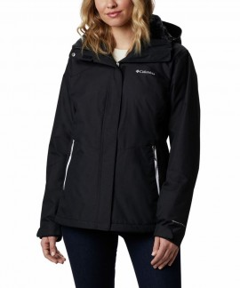 1799241-010 COLUMBIA BUGABOO II FLEECE INTERCHANGE JACKET