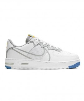 CT1020-100 NIKE AIR FORCE 1 REACT