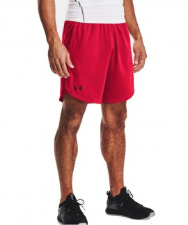 1351641-600 UNDER ARMOUR AKNIT TRAINING SHORTS