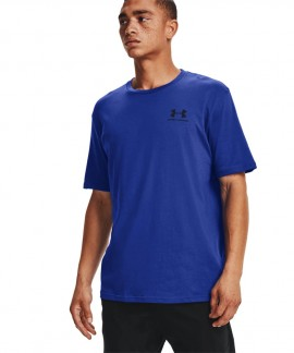 1326799-402 UNDER ARMOUR SPORTSTYLE LEFT CHEST SS