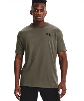 1326799-369 UNDER ARMOUR SPORTSTYLE LEFT CHEST SS