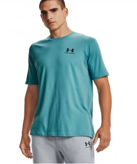 1326799-476 UNDER ARMOUR SPORTSTYLE LEFT CHEST SS