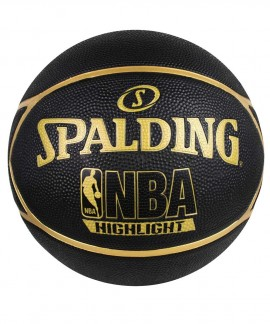 83-194Z1 SPALDING  HIGH LIGHT GOLD  RUBBER