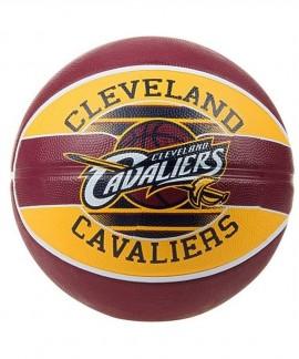 83-504Z1 SPALDING NBA TEAM RUBBER   CAVALIERS
