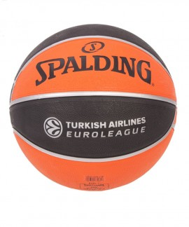 73-985Z1  SPALDING TF-150 EUROLEAGUE OFFICIAL RUBBER