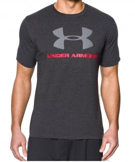 1257615 UNDER ARMOUR CC SPORTSTYLE  T-SHIRT